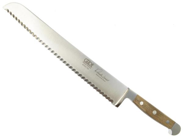 Guede Alpha fasseiche brotmesser e431/32L edition harald ruessel