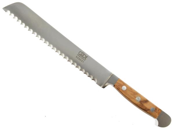 Güde Alpha Olive Brotmesser X430/21L