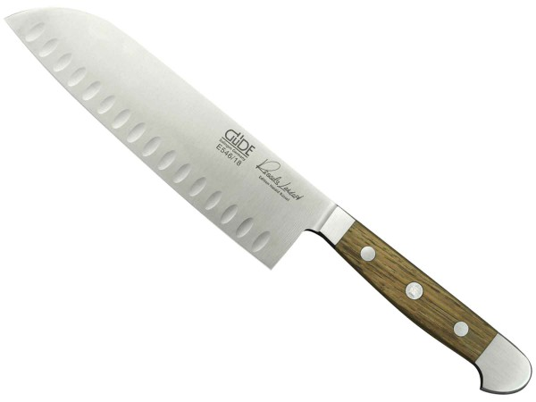 Guede alpha fasseiche Santoku mit kulle e546